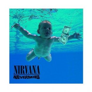 Nirvana - Greetings Card